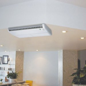 mini split ductless suspended ceiling unit cost