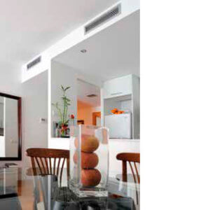 concealed mini split ductless unit cost