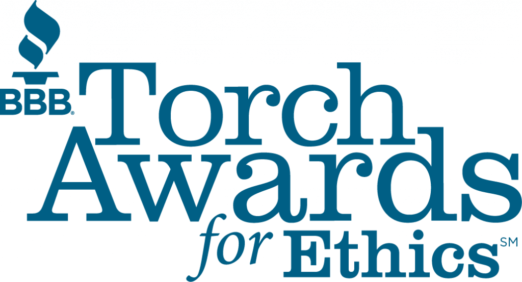 Business Ethics Torch Award Winner