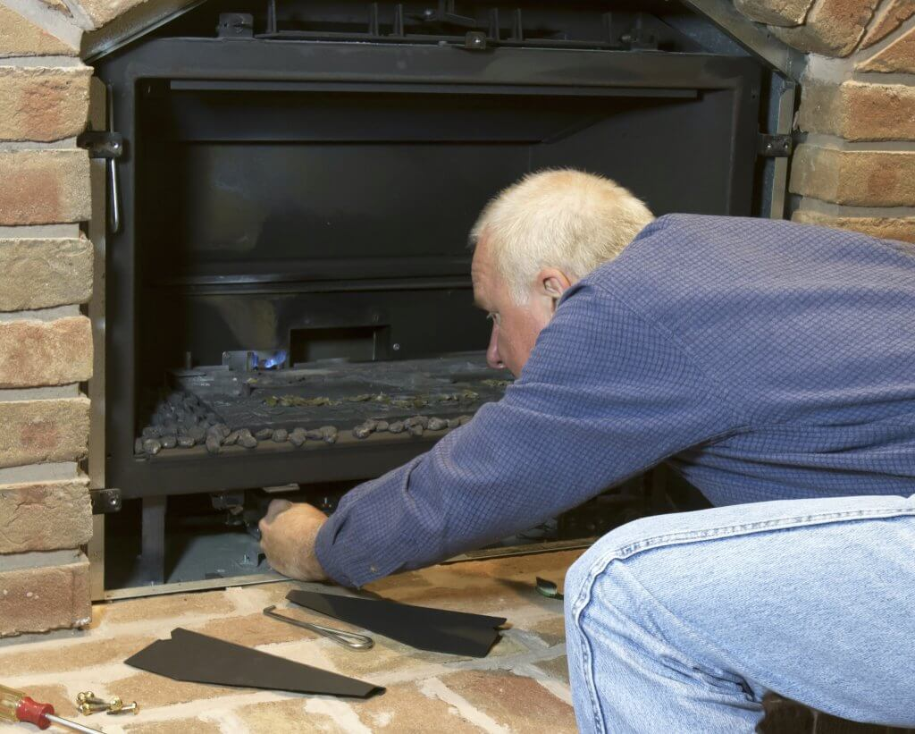 fireplace repair service az