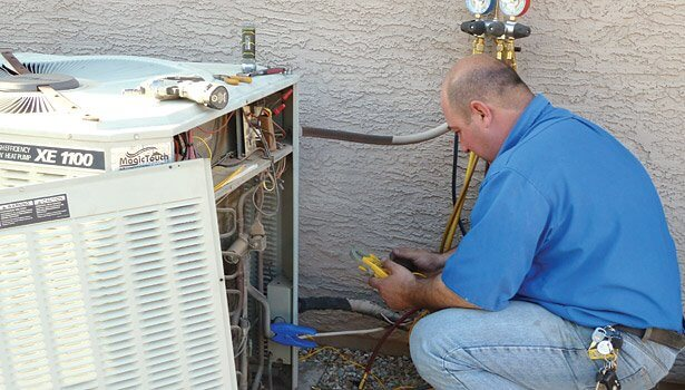 heating repair mesa az