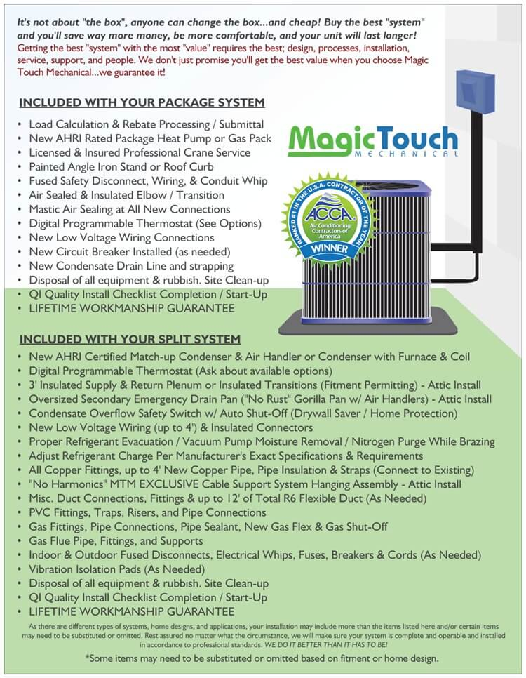 Bosch Variable Speed Heat Pump - Magic Touch Mechanical - Mesa, AZ