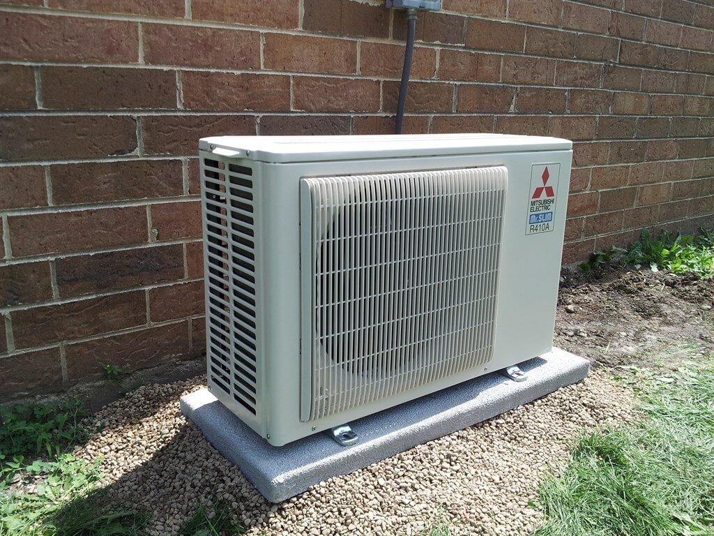 why ductless mini split air conditioners just make more sense