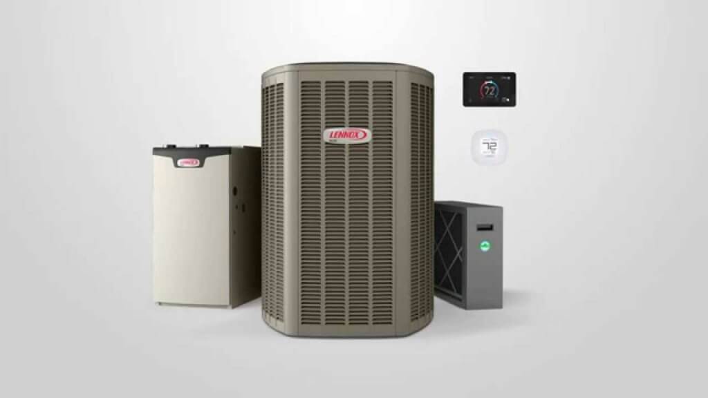 Lennox XC20 with Lennox SL280V | AC and Gas Furnace