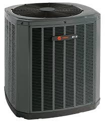 Trane Xr17 Air Conditioner Magic Touch Mechanical Mesa Az