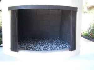 Hidden burner gas fire pit phoenix az