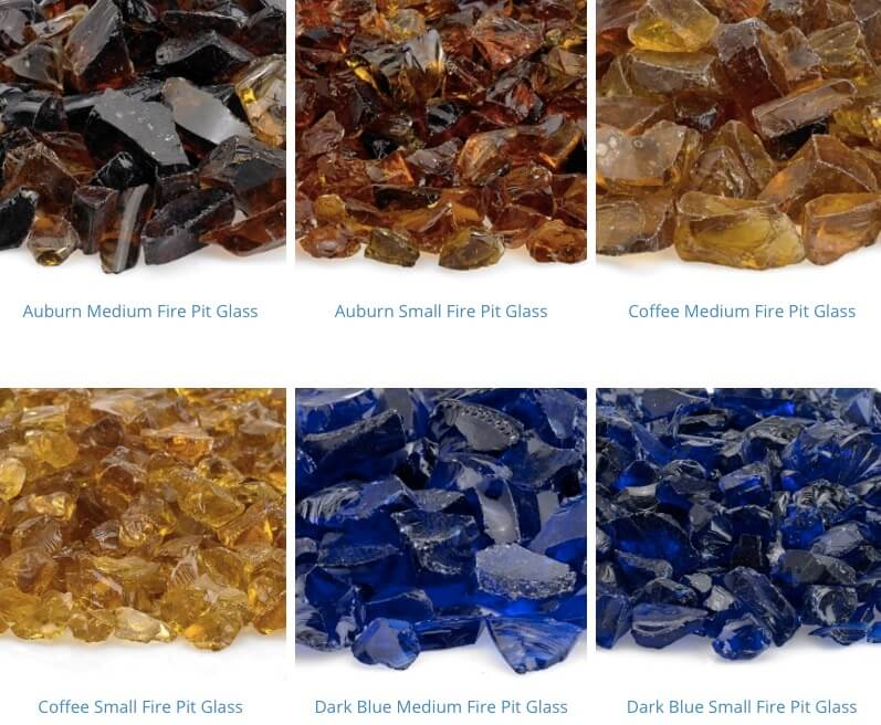 recycled fire pit glass 1-6