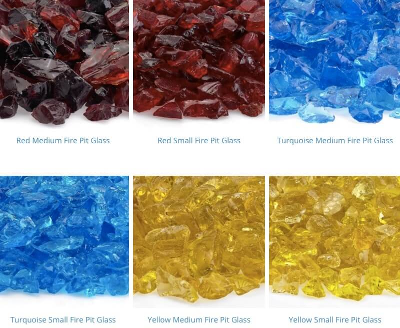 recycled fire pit glass 19-24
