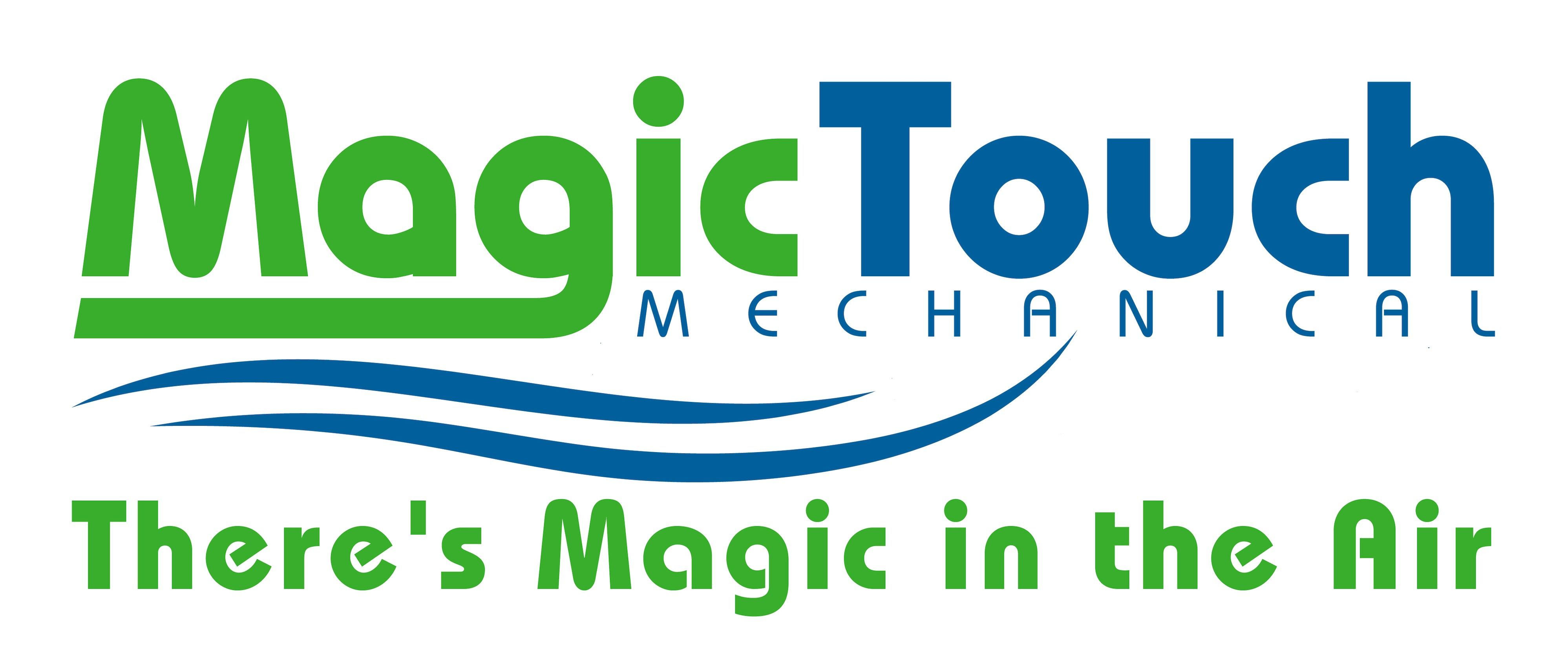 magic touch ac - there's magic in the air