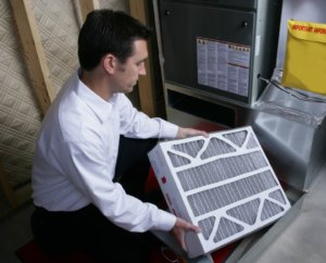 Air ventilation - purification - filtration