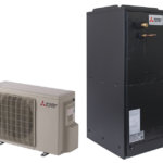mitsubishi ducted air handler