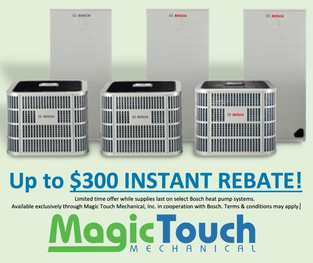 bosch air conditioner rebate