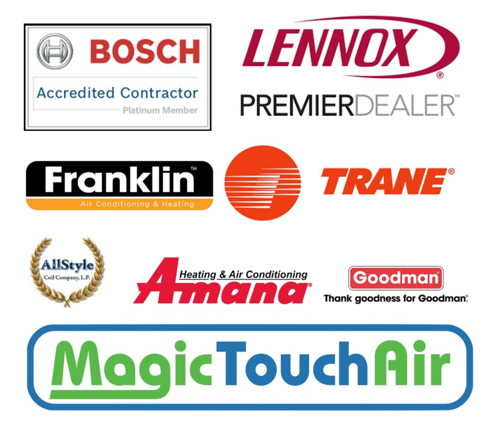magic touch mechanical ac brands installed